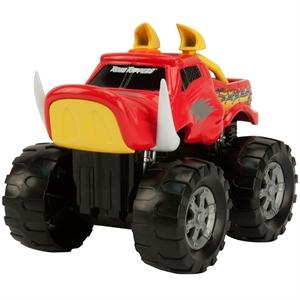 Road Rippers Mini Roadster Rides Sesli Arazi Aracı 10 cm Kırmızı