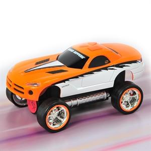 Road Rippers Sesli ve Işıklı Motorlu Araçlar Dodge Viper