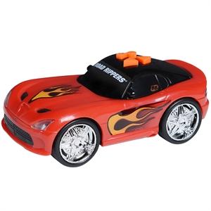 Road Rippers Sesli ve Işıklı Motorlu Araçlar Dodge Viper SRT