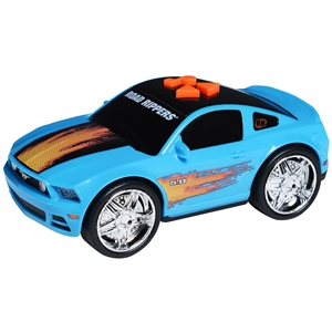 Road Rippers Sesli ve Işıklı Motorlu Araçlar Ford Mustang GT