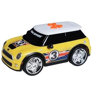 Road Rippers Sesli ve Işıklı Motorlu Araçlar Mini Cooper