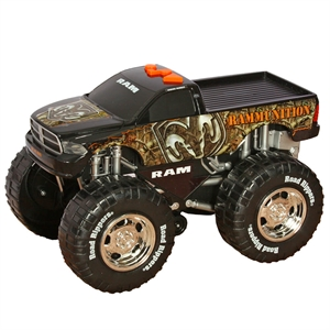 Road Rippers Şahlanan Sesli Kamyonet Dodge Ram