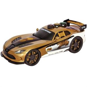 Road Rippers Dodge Viper Hareketli Sesli ve Işıklı Oyuncak Araba