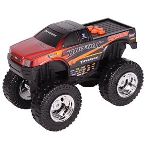 Road Rippers Monster Truck Bigfoot Sesli ve Işıklı 4x4 Kamyonet