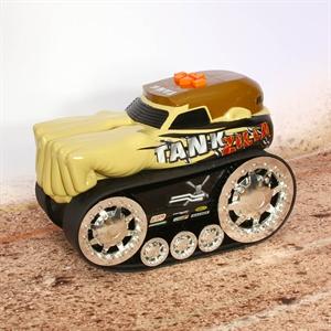 Road Rippers Monster Truck Tankzill Sesli ve Işıklı 4x4 Kamyonet