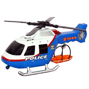 Road Rippers Rush Rescue Sesli ve Işıklı Helikopter