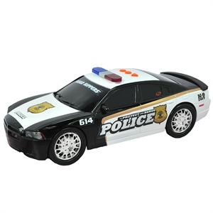 Road Rippers Protect Sesli Işıklı Polis Aracı Dodge Charger