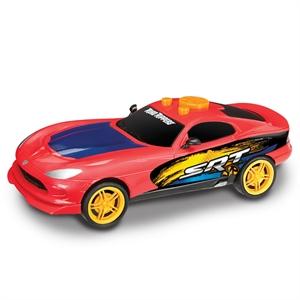 Road Rippers Dodge Viper Animasyon Sesli Işıklı Oyuncak Araba