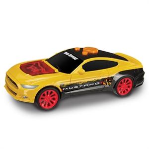Road Rippers Ford Mustang GT Animasyon Sesli Işıklı Oyuncak Araba