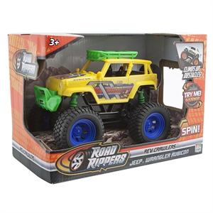 Road Rippers Mini Arazi Araçları Jeep Wrangler Rubicon 2
