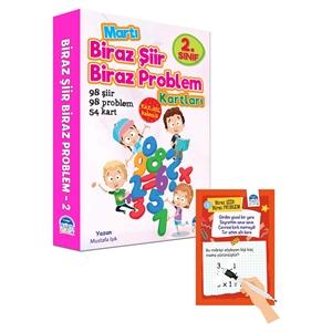 Biraz Şiir Biraz Problem Kartları 2.Sınıf