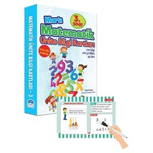 Matematik Ünite Bilgi Kartları 3.Sınıf