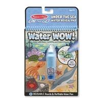Melissa and Doug Water Wow! Su ile Boyama Kitabı - Deniz