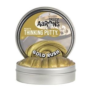 Crazy Aaron's Thinking Putty Gold Rush Maxi Kutu 90gr