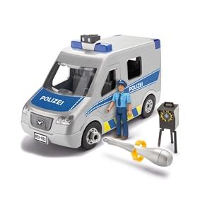 Revell Junior Kit Polis Minibüsü - 811