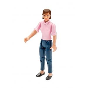 Revell Junior Kit Kadın Figürü 1:20 - 757