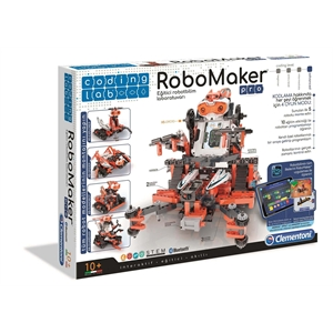 Clementoni Coding Lab - RoboMaker Pro
