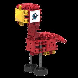 Clicformers Craft Set Red - 25 pcs