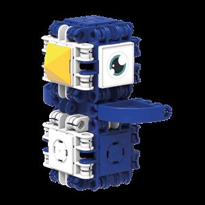 Clicformers Craft Set Blue - 25 pcs