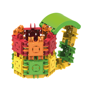 Clicformers Basic Set - 50 pcs