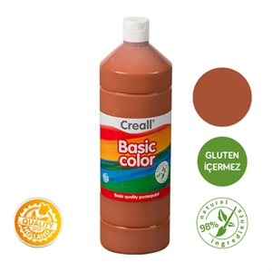 Creall Basic Color - Kahverengi 500ml