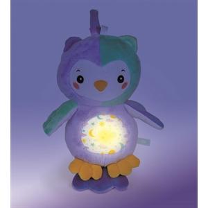 Clementoni Baby Işıklı Peluş Baykuş
