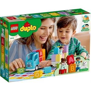 Lego Duplo 10915 İlk Alfabe Kamyonum