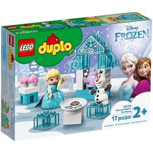 Lego Duplo 10920 Disney Karlar Ülkesi Elsa ve Olaf'ın Çay Daveti Seti