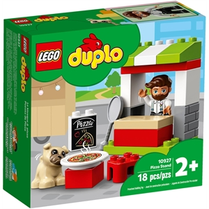 Lego Duplo 10927 Kasaba Pizza Standı