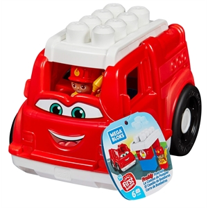 Mega Bloks Sevimli Araçlar - İtfaiye Arabası