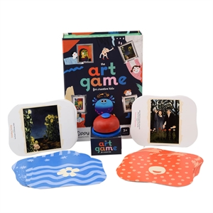 Art Game For Creative Kids