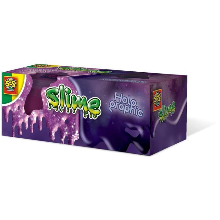 SES Creative Slime ve Jöle - Galaksi 2x120gr