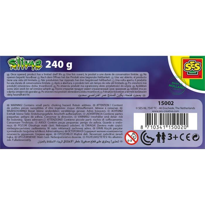 SES Creative Slime ve Jöle - Ay Taşı 2x120gr