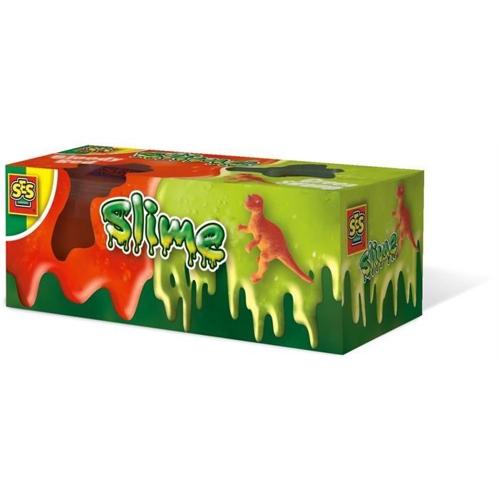 SES Creative Slime ve Jöle - T-Rex 2x120gr