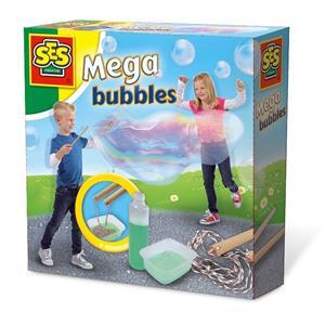 SES Creative Mega Köpük Baloncuk Yapma