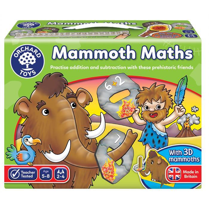 Orchard Mammoth Maths