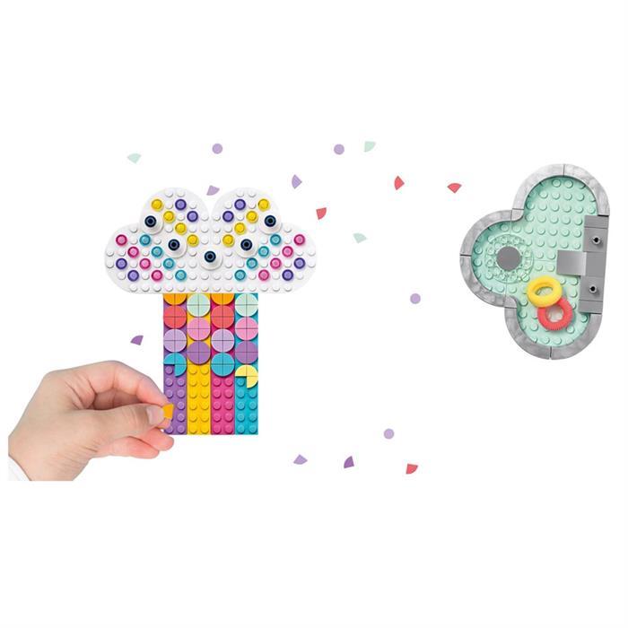 Lego Dots Gökkuşağı Takı Düzenleyici Stand 41905