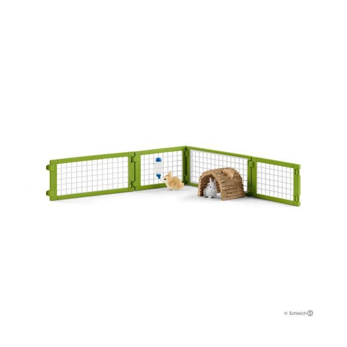 Schleich 42420 Tavşan Yuvası