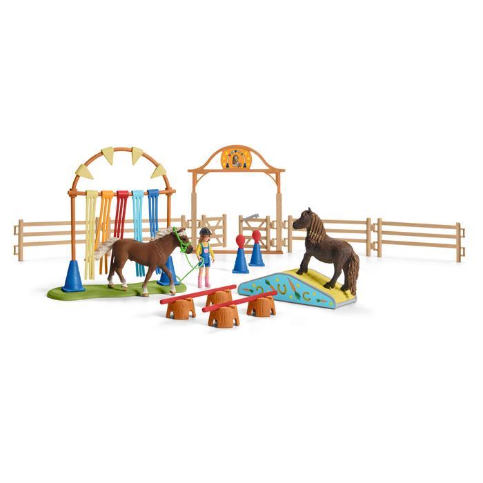 Schleich 42481 Pony Eğitimi