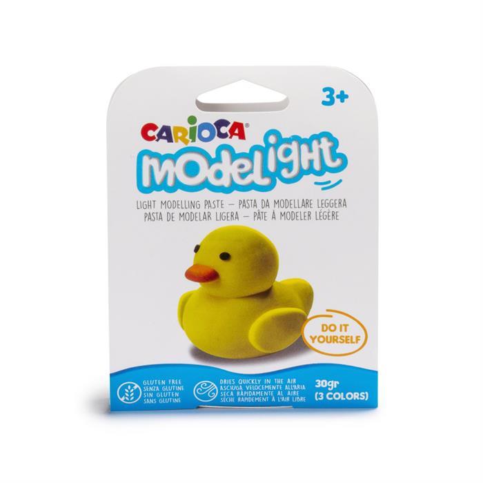 Carioca Modelight Proje Oyun Hamuru - Ördek