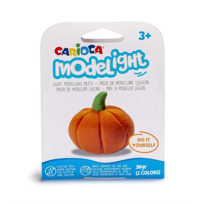 Carioca Modelight Proje Oyun Hamuru - Bal Kabağı