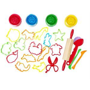 ChildGen Başlangıç Oyun Hamuru Seti