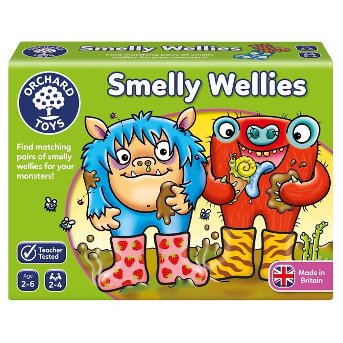Orchard Smelly Wellies (Kokmuş Lastik Çizmeler)