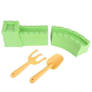 Kanz Kale ve Kürek Seti - Yeşil