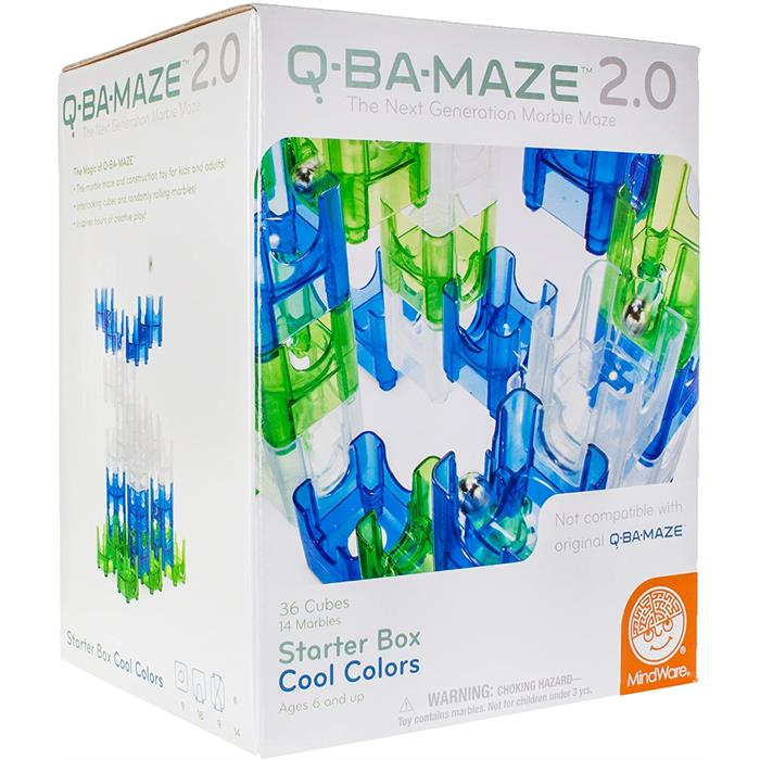 Mindware Q-BA-MAZE 2.0 Başlangıç Seti