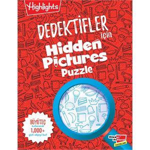 Dedektifler İçin Hidden Pictures Puzzle