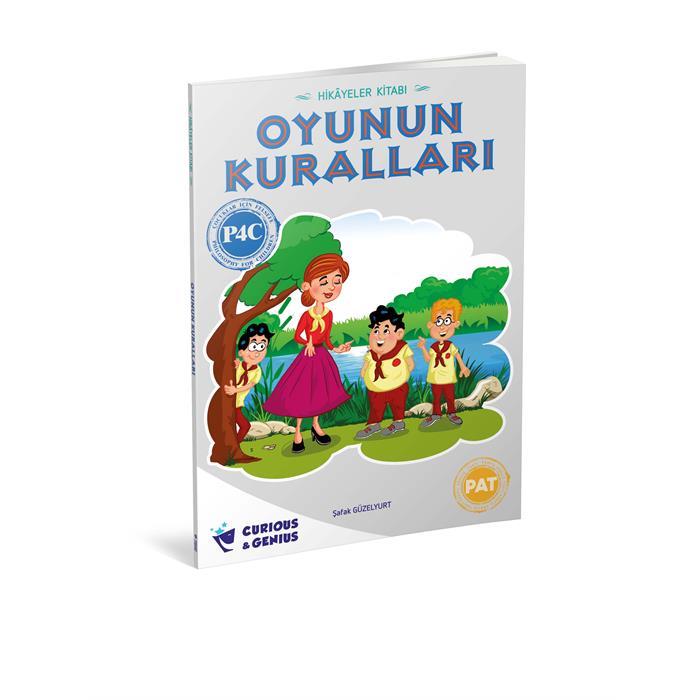 1.Sınıf - Çocuklar için Felsefe Serisi - Oyunun Kuralları