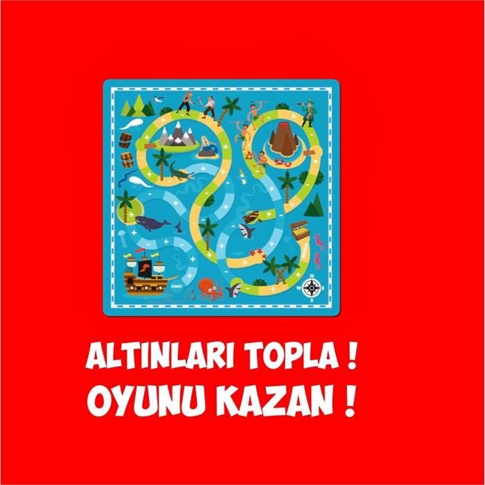 Rossie Korsan Adası Toplama Çıkarma Oyunu