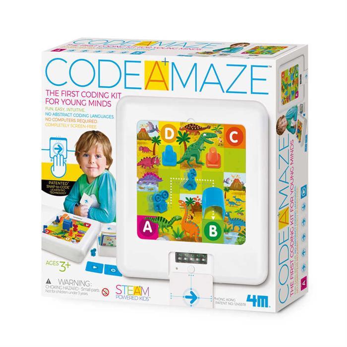 Imagine Station Code A Maze