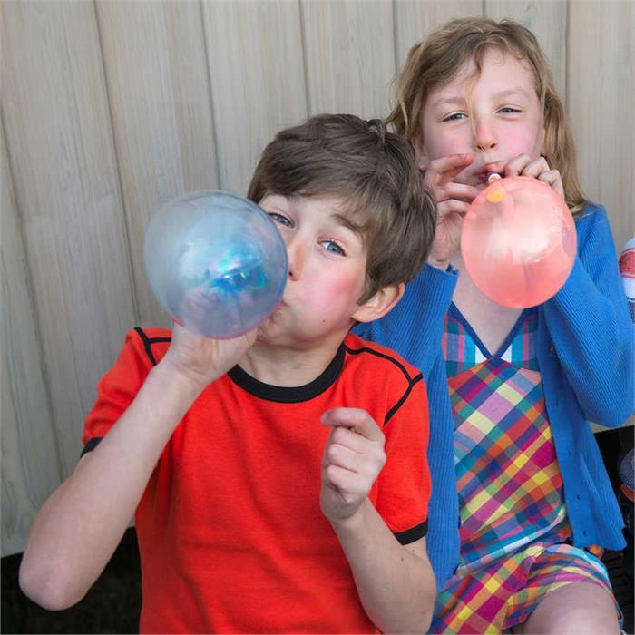 Imagine Station Magic Goo Balloon Making Paste - Mavi